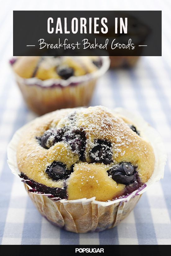 Healthy Breakfast Baked Goods  Breakfast Baked Goods With the Fewest Calories