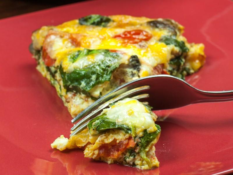 Healthy Breakfast Bakes  In the kitchen with Kelley Healthy Breakfast Casserole