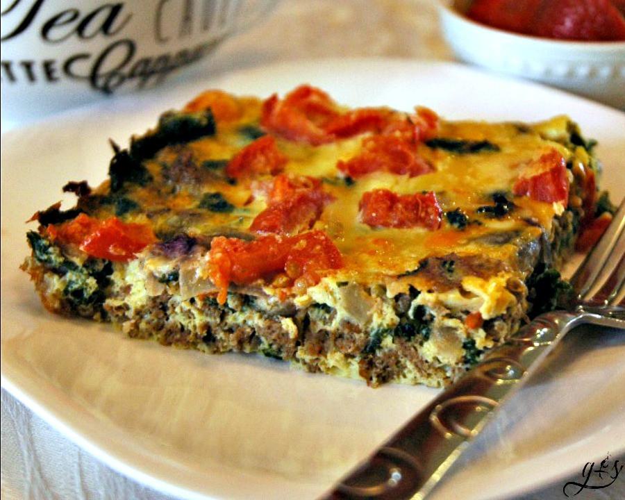 Healthy Breakfast Bakes  healthy breakfast casserole