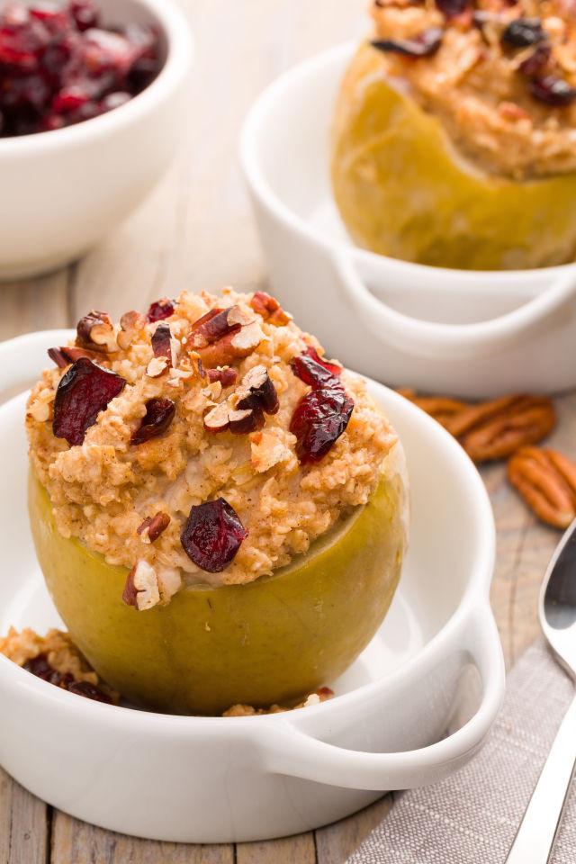 Healthy Breakfast Baking Recipes  healthy apple breakfast bake