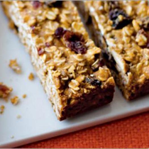 Healthy Breakfast Bars  Healthy Snack Ideas 10 Homemade Energy Bars