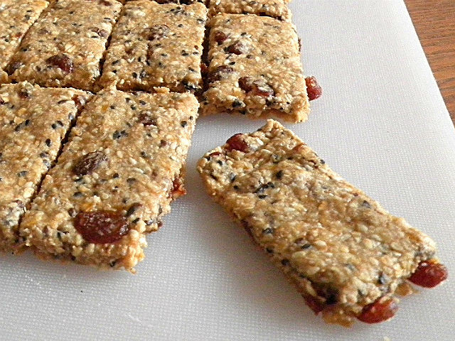 Healthy Breakfast Bars  TREAT & TRICK HEALTHY BREAKFAST BARS