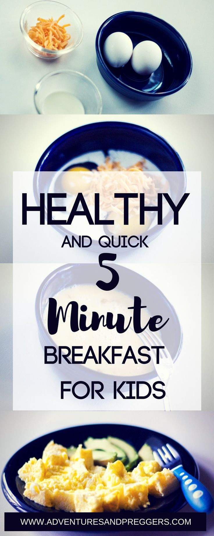 Healthy Breakfast Before School  539 best images about Food on Pinterest