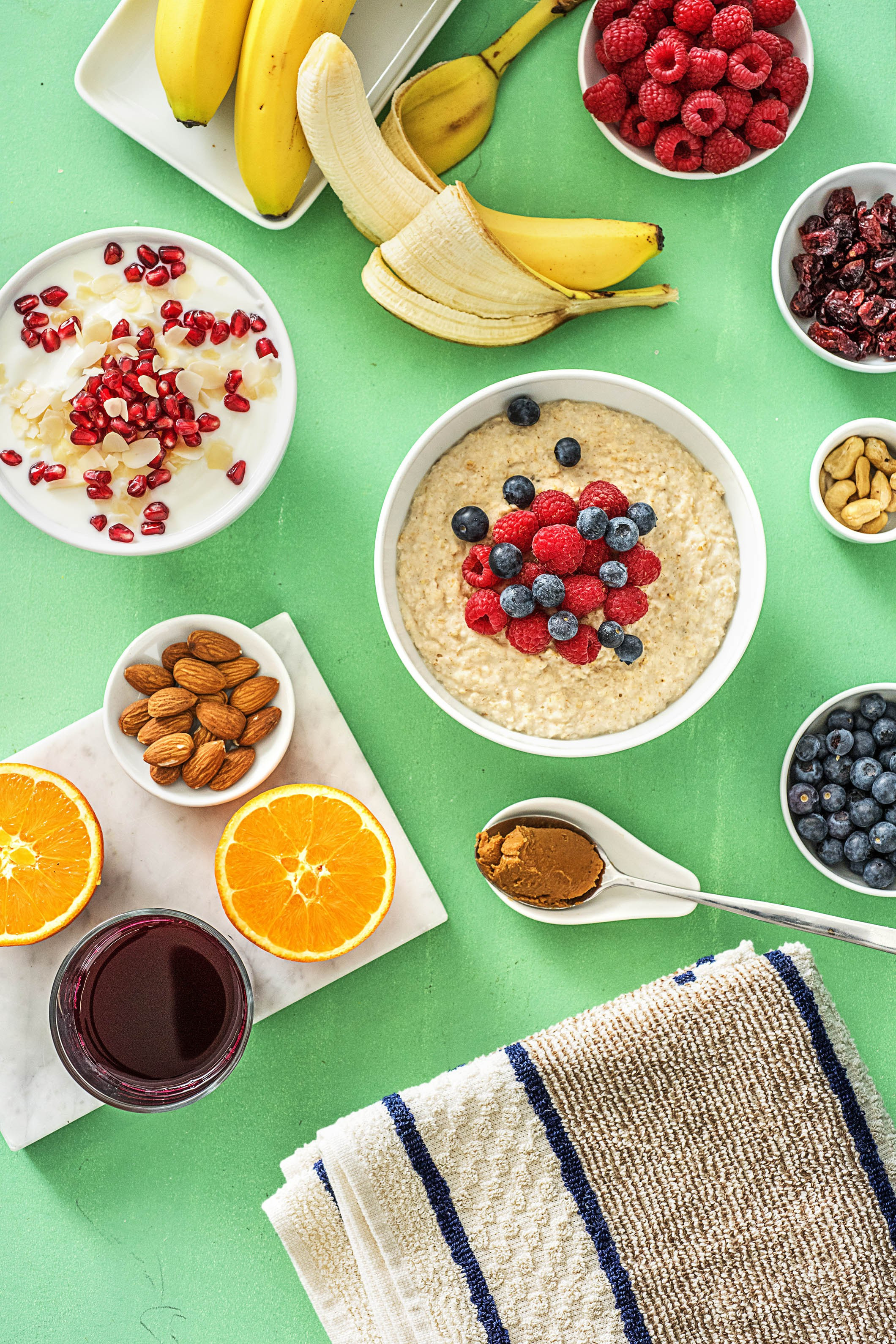 Healthy Breakfast Before Workout  What To Eat When Working Out