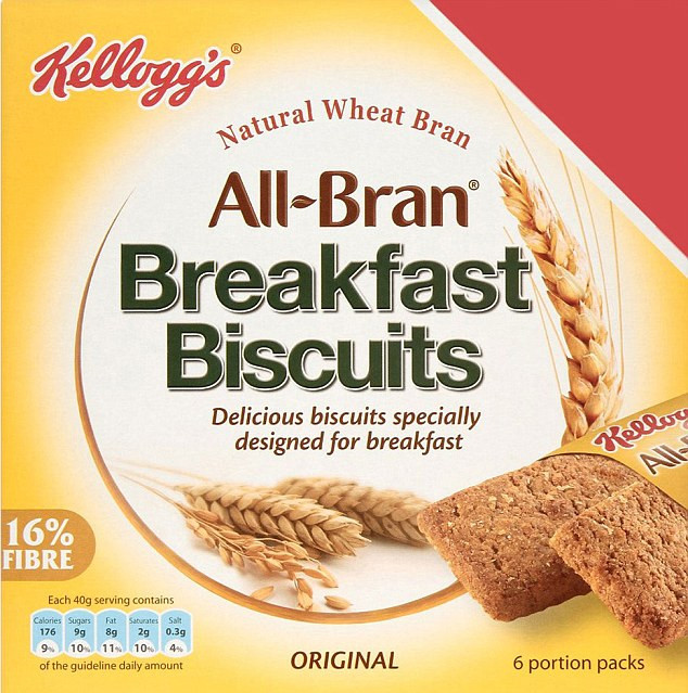 Healthy Breakfast Biscuits  ¿Healthy¿ breakfast bars You might as well eat a Hobnob