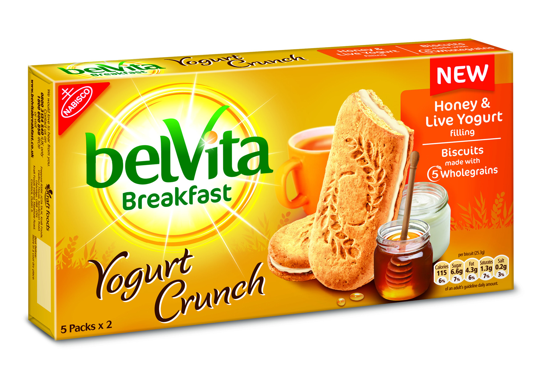 Healthy Breakfast Biscuits  Mintel Health claims and cereal trends