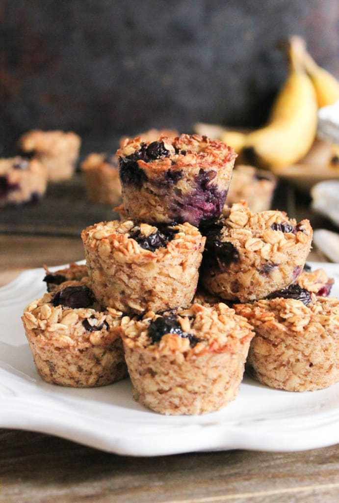 Healthy Breakfast Bites  20 Healthy Back to School Snacks and Breakfast Ideas