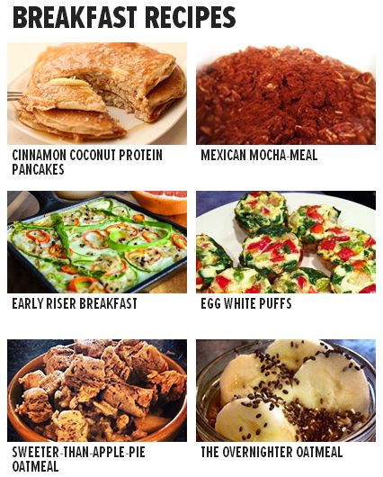 Healthy Breakfast Bodybuilding  17 Best images about Breakfast Recipes on Pinterest