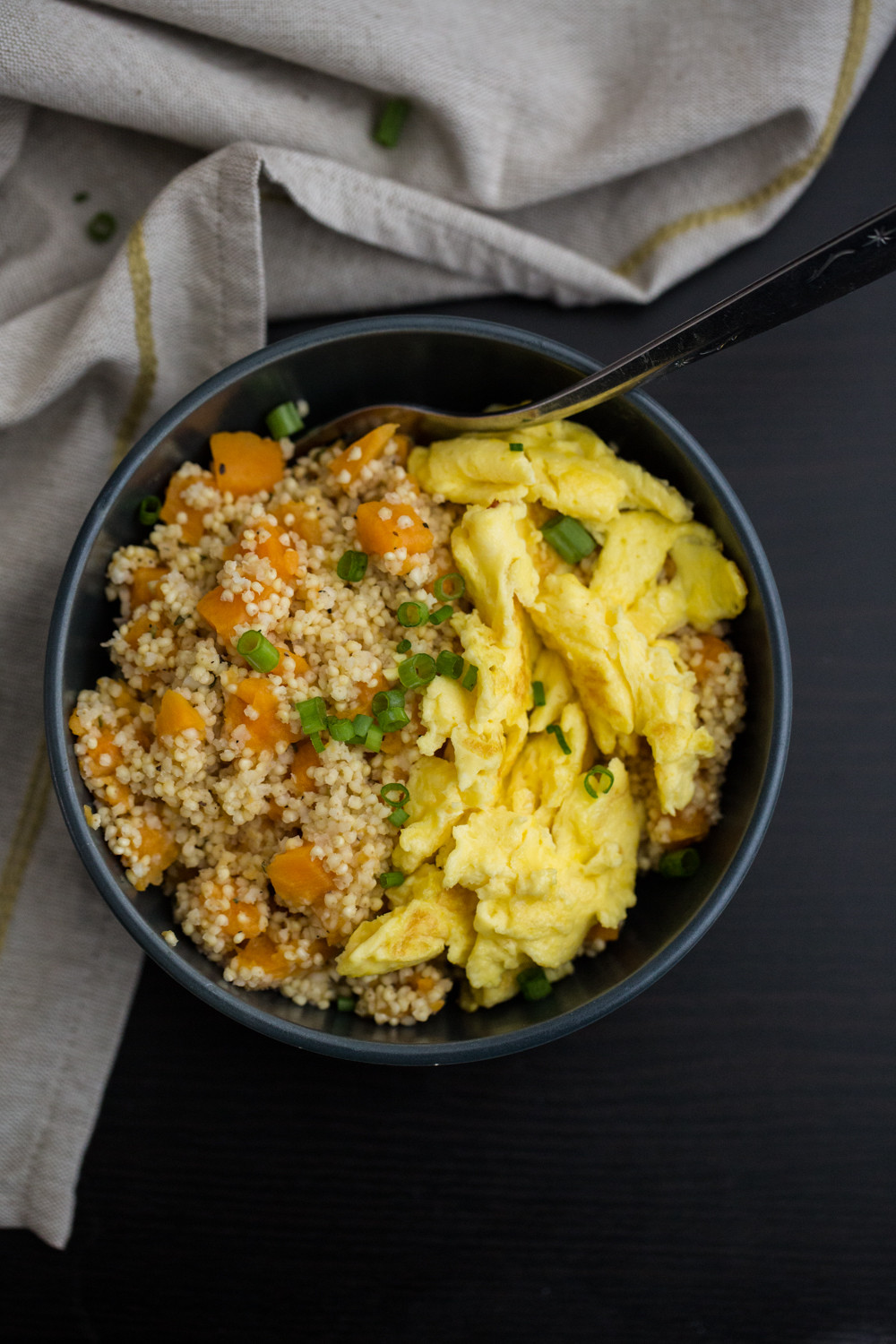 Healthy Breakfast Bowl Recipe  A Healthy Breakfast Bowl Recipe That s Oh So forting