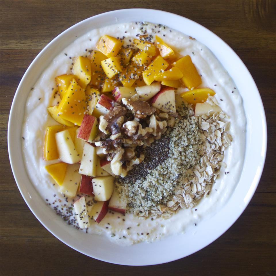 Healthy Breakfast Bowl Recipe  Healthy breakfast bowl recipe All recipes UK