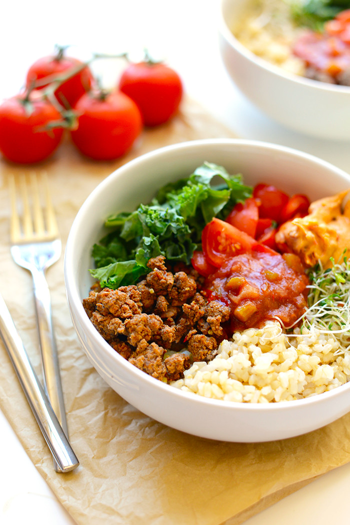 Healthy Breakfast Bowl Recipe  15 Superfood Bowl Recipes Fit Foo Finds