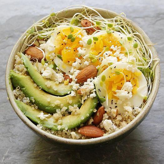 Healthy Breakfast Bowl Recipe  Healthy Breakfast 10 Easy Recipes for Breakfast Bowls