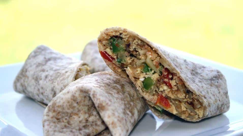 Healthy Breakfast Burrito  Healthy Breakfast Burrito Ideas