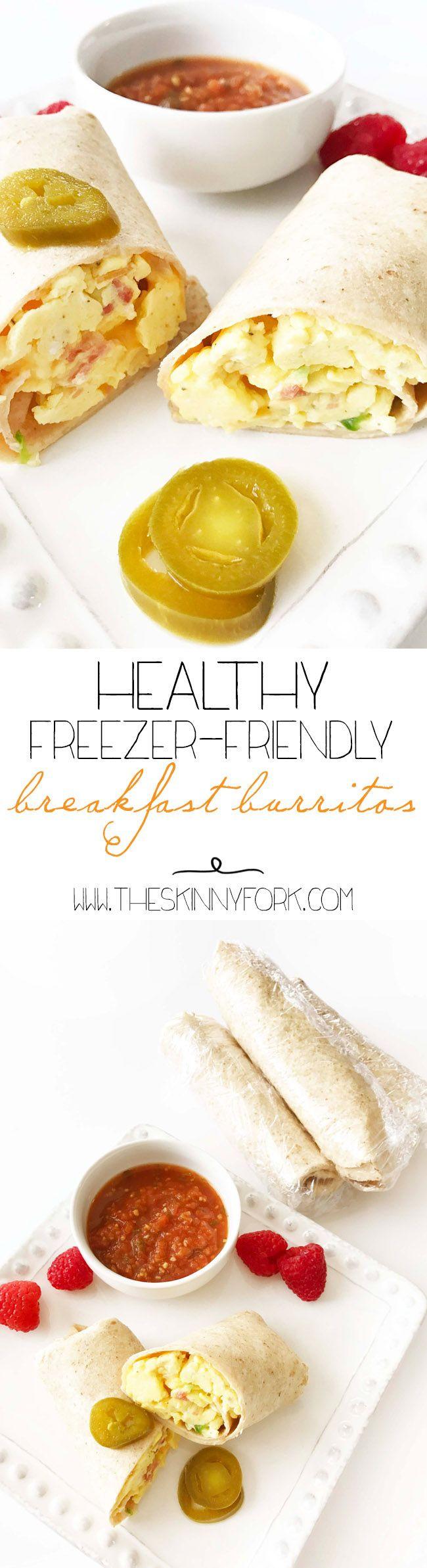Healthy Breakfast Burrito Meal Prep  Best 25 Healthy breakfast burritos ideas on Pinterest