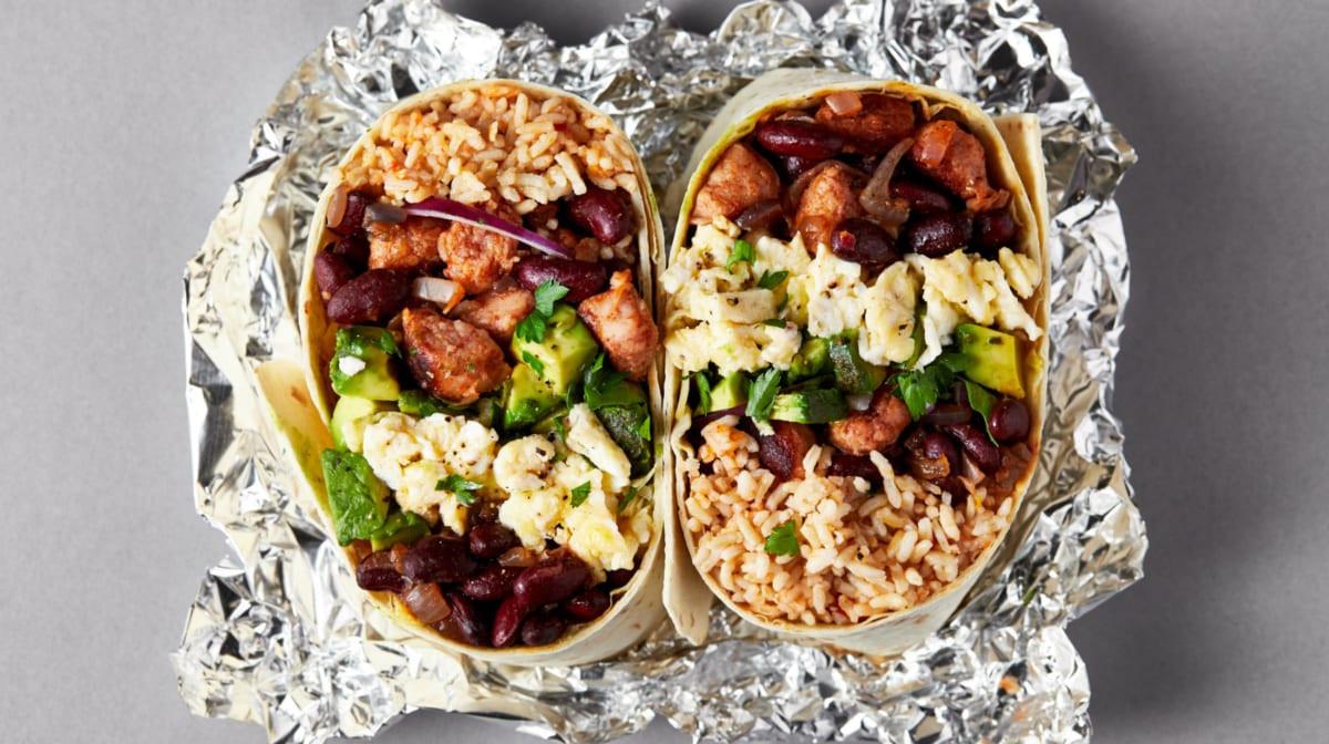 Healthy Breakfast Burrito Meal Prep  Easy Meal Prep Idea
