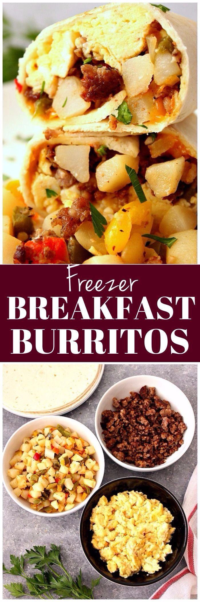 Healthy Breakfast Burrito Meal Prep  Best 25 Meal prep breakfast ideas on Pinterest