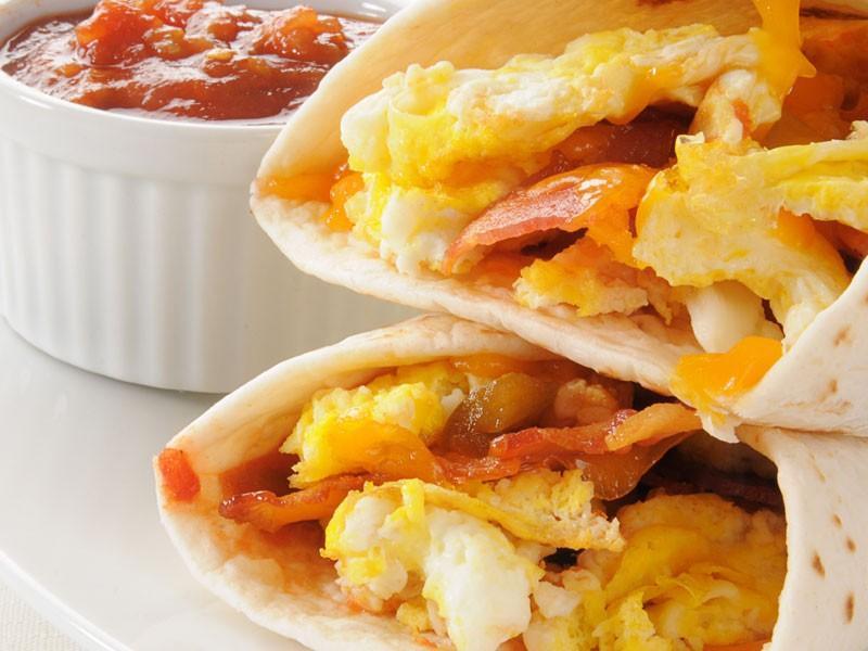 Healthy Breakfast Burrito Recipe  Healthy Breakfast Burrito