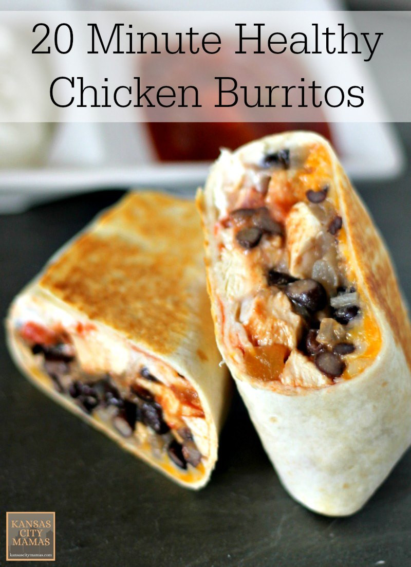 Healthy Breakfast Burrito Recipe  7 Day I m Too Busy Meal Plan For Weight Loss Success