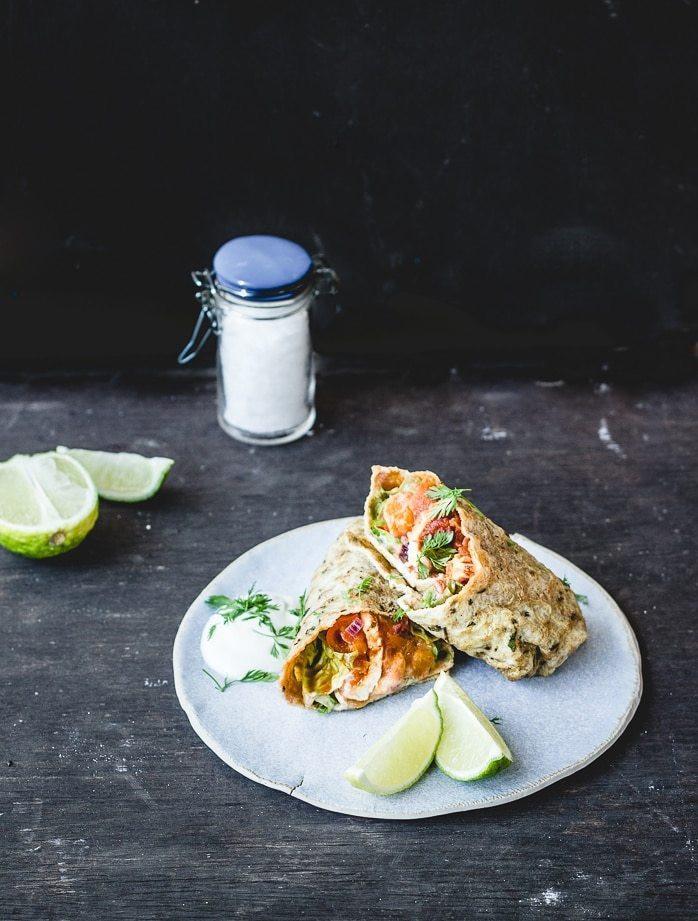 Healthy Breakfast Burritos  Healthy Breakfast Burritos make ahead how to make high