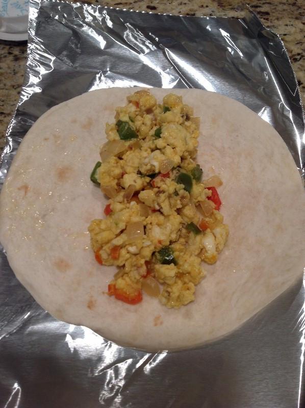 Healthy Breakfast Burritos  Healthy Breakfast Burritos