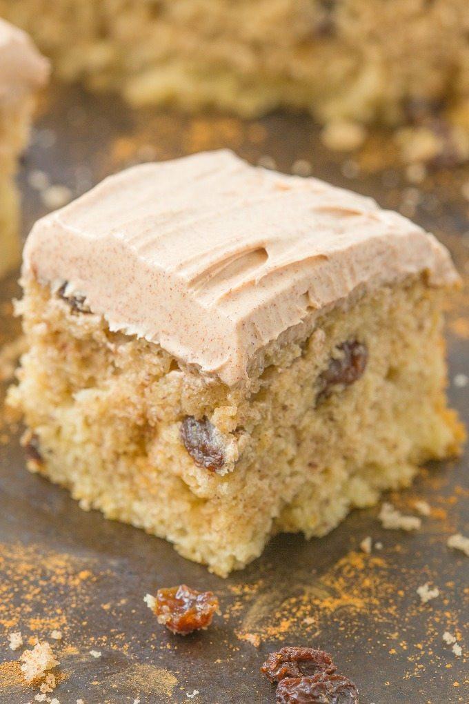 Healthy Breakfast Cake  Healthy Flourless Date and Walnut Breakfast Cake