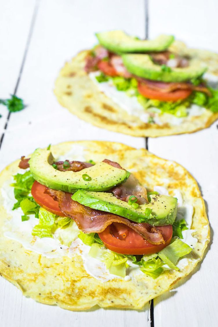 Healthy Breakfast Carbs  14 Low Carb Breakfasts That Go Way Beyond Eggs