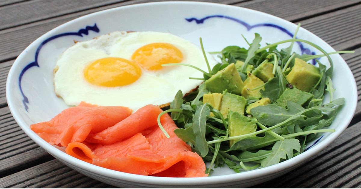 Healthy Breakfast Carbs  Low Carb High Protein Breakfasts