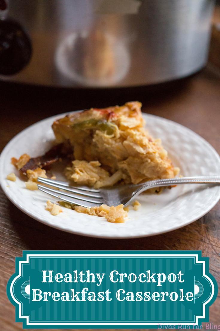 Healthy Breakfast Casserole Crockpot  23 Awesome Healthy Breakfast Ideas for busy Mornings