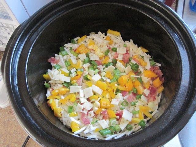 Healthy Breakfast Casserole Crockpot  17 Best images about Crock pot breakfasts on Pinterest
