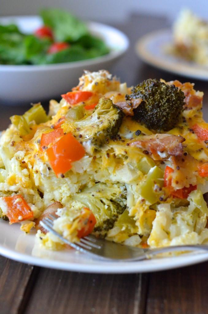 Healthy Breakfast Casserole Crockpot  Healthy Crockpot Breakfast Casserole