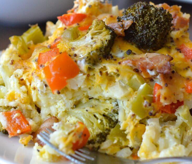 Healthy Breakfast Casserole Crockpot  19 Crockpot Breakfast Recipes Start Your Day Easy