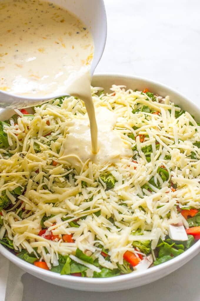 Healthy Breakfast Casserole Make Ahead 20 Best Make Ahead Healthy Sausage Breakfast Casserole Family