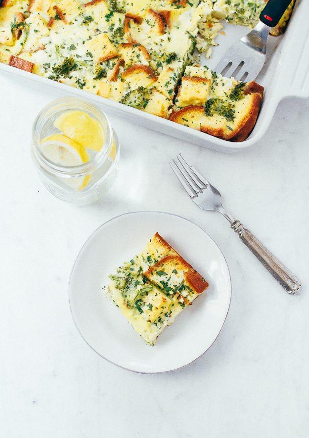 Healthy Breakfast Casseroles  Make Ahead Healthy Breakfast Casserole