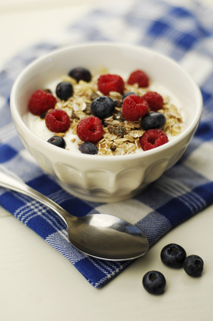 Healthy Breakfast Cereal  Healthy Breakfast Ideas For The Go