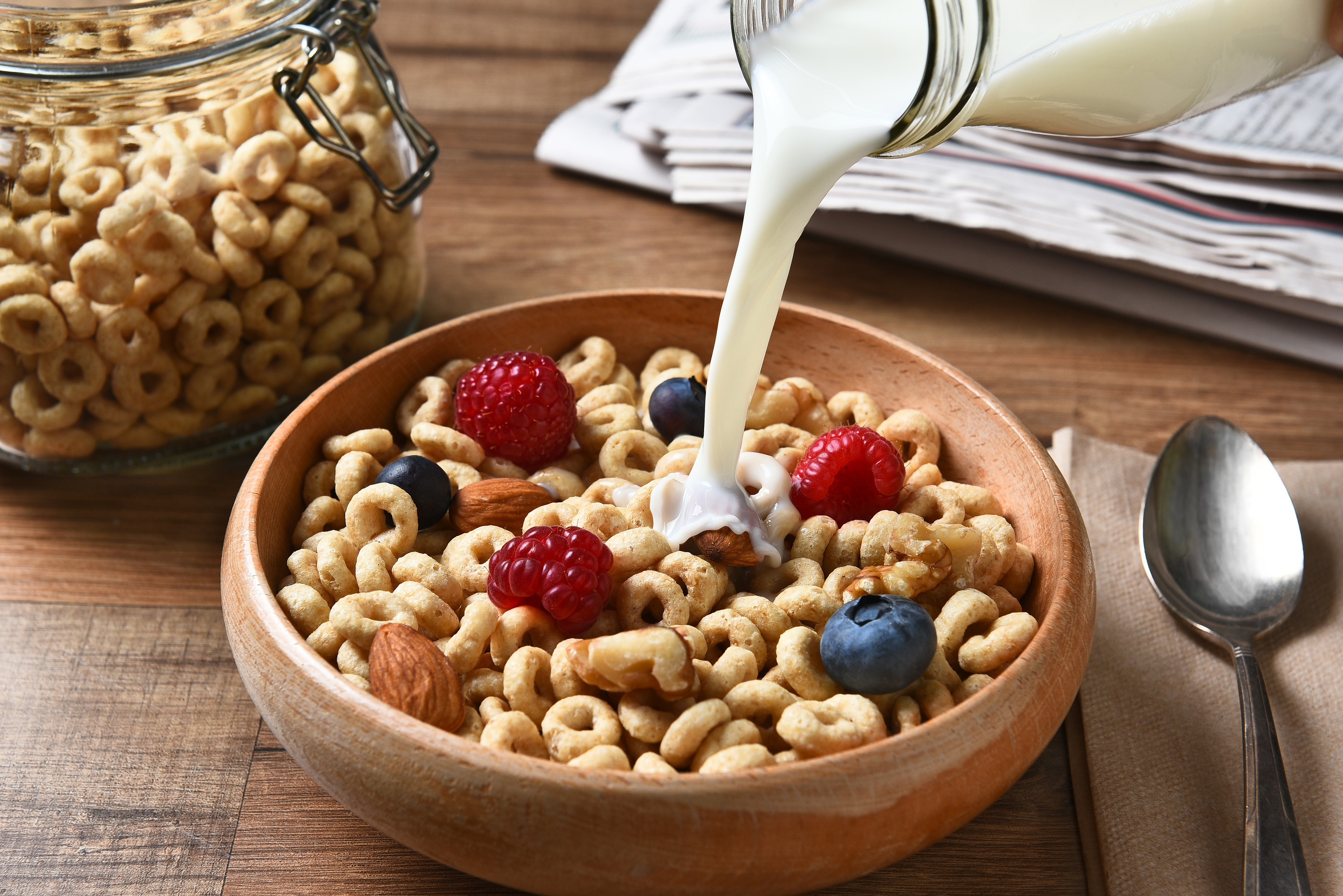Healthy Breakfast Cereals  The Fascinating Ways in Which Breakfast Cereals are Made