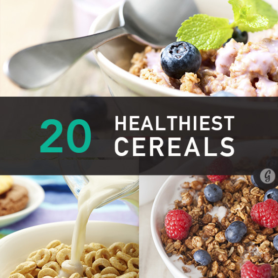 Healthy Breakfast Cereals  The 20 Cereals That Are Actually Healthy and How to Pick
