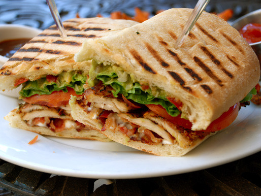 Healthy Breakfast Chicago  A Sandwich A Day The Grilled Chicken Club at Feast