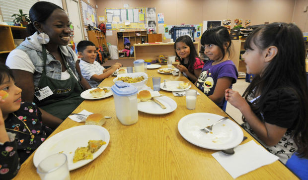 Healthy Breakfast Chicago  The Effects of Sequestration on Head Start in s The