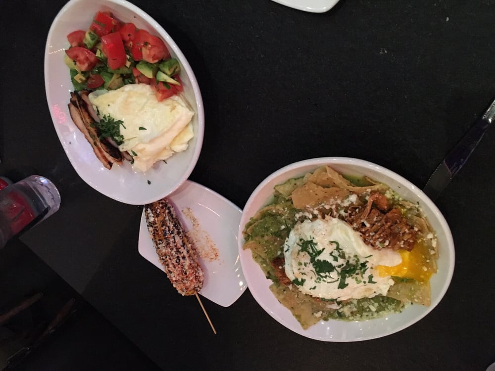 Healthy Breakfast Chicago  Healthy breakfast chilaquiles sweet corn Yelp