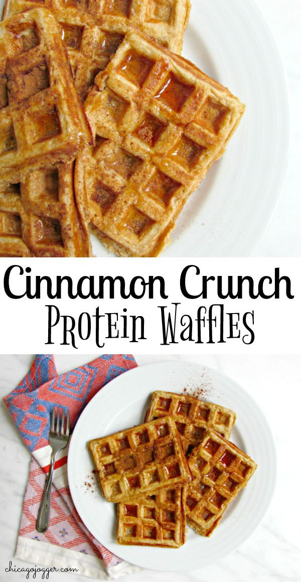 Healthy Breakfast Chicago  Best 25 Protein waffles ideas on Pinterest