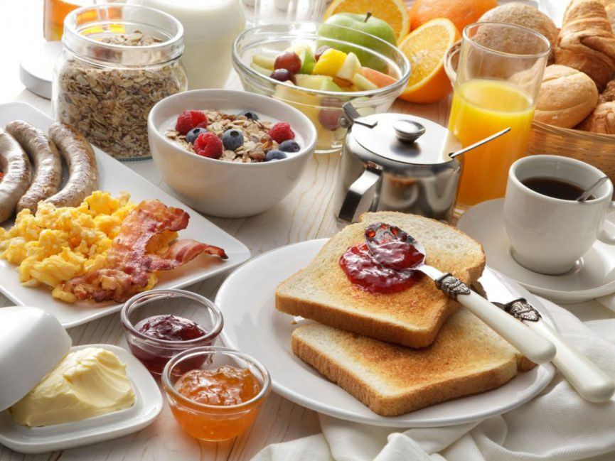 Healthy Breakfast Choice  Top 5 Breakfast Choices Bonny Was Fat Not Anymore