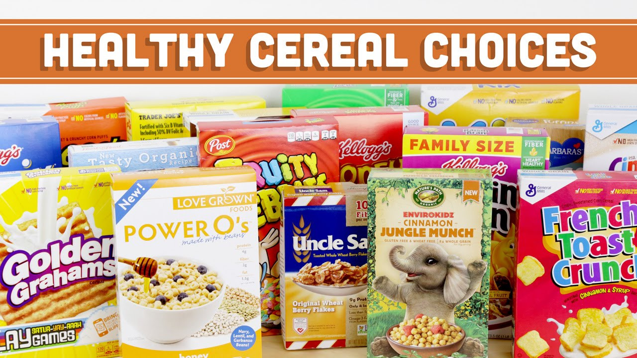 Healthy Breakfast Choice  Healthy Breakfast Cereal Choices Best & Worst Mind