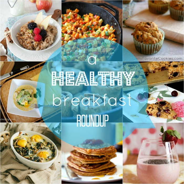 Healthy Breakfast Choices  Saturday Morning Roundup Healthy Breakfast Options I