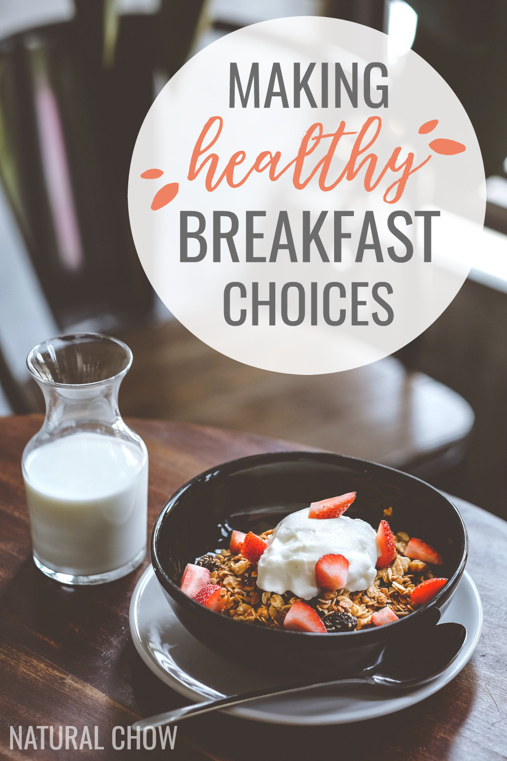 Healthy Breakfast Choices  Making Healthy Breakfast Choices