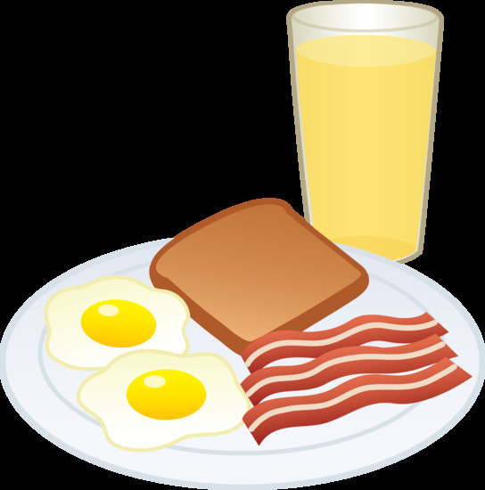 Healthy Breakfast Clipart  Healthy Breakfast Food Clipart Clipart Suggest