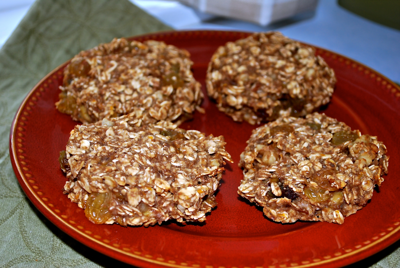 Healthy Breakfast Cookie  Healthy Breakfast Cookies