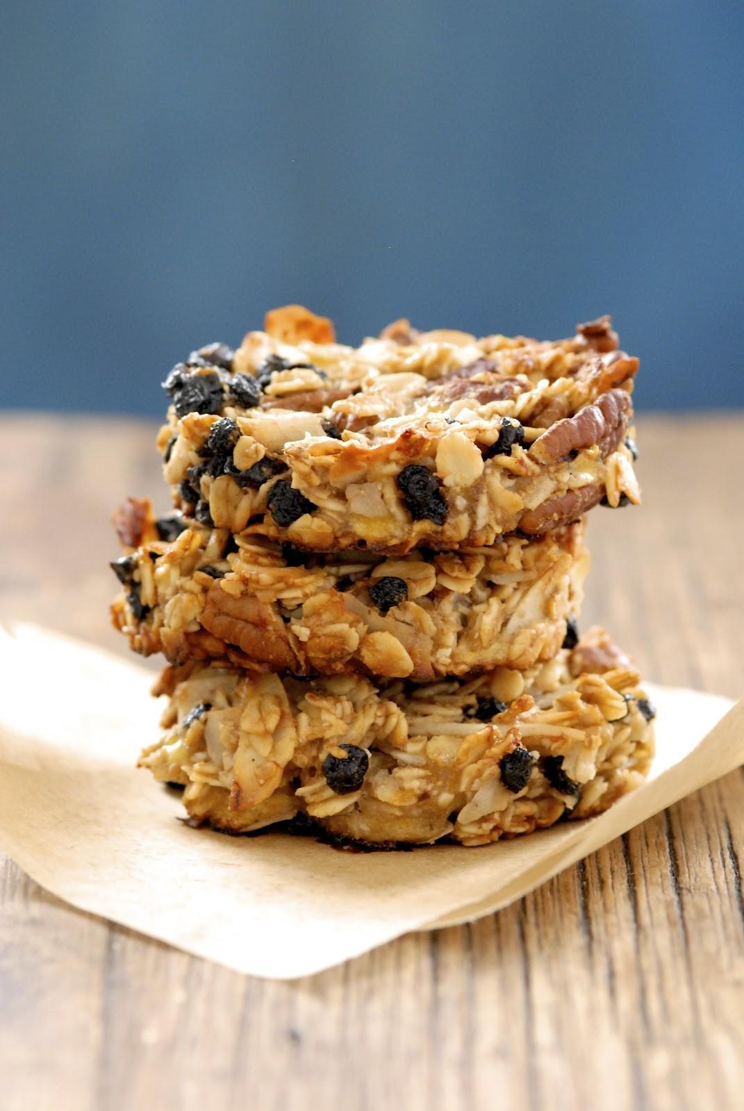 Healthy Breakfast Cookie  Recipe Breakfast Cookies