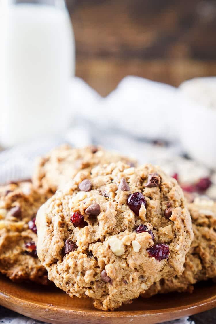 Healthy Breakfast Cookie Recipes  Everything Breakfast Cookies Sugar & Soul