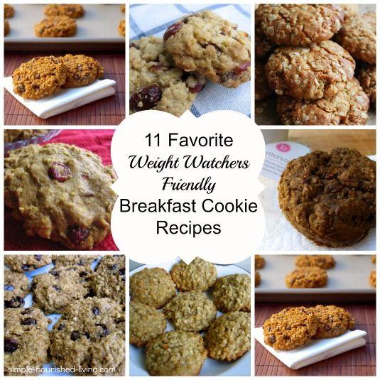 Healthy Breakfast Cookie Recipes  155 best Healthy Brekky images on Pinterest