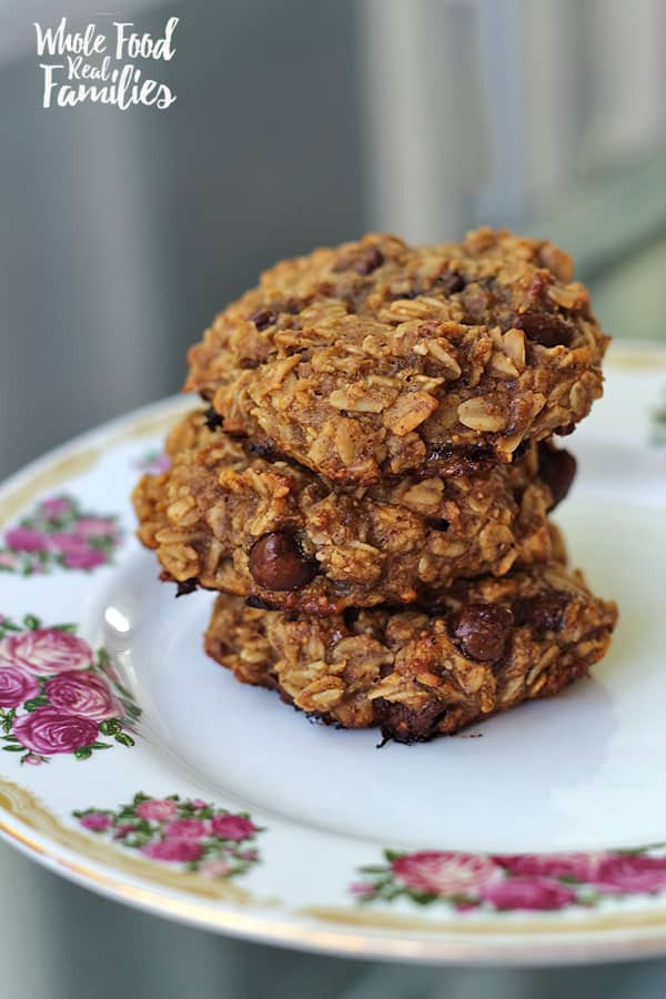 Healthy Breakfast Cookies And Bars  Jam and Oat Bars